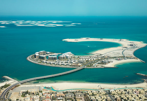 JUMEIRAH BAY ISLAND (AND BULGARI RESORT)