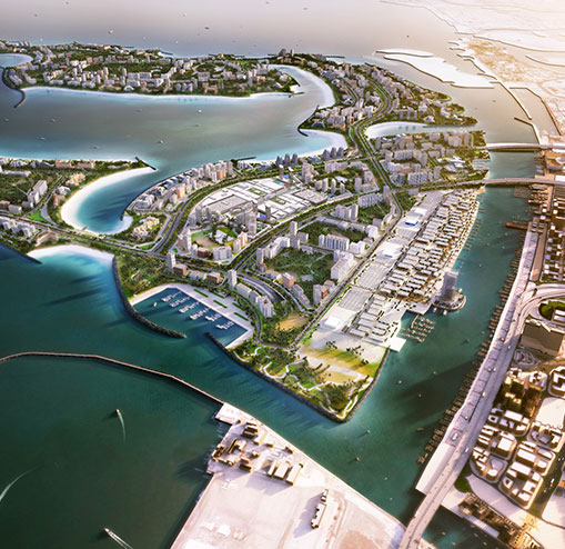 Nakheel targets European institutional investors with glam new projects